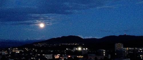 Mond Nacht