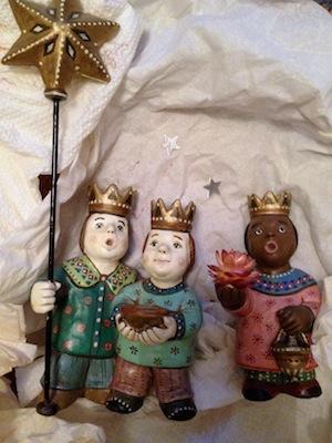 Melchor, Balthasar und Kaspar